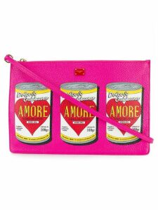 Dolce & Gabbana Cleo clutch bag - Pink