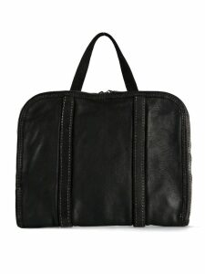 Guidi tote clutch - Black