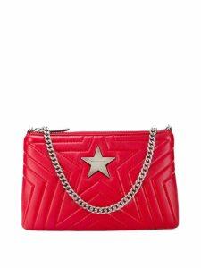 Stella McCartney Stella star clutch bag - Red