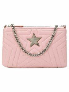 Stella McCartney Stella star clutch bag - Pink
