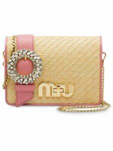 Miu Miu Madras bag - Neutrals