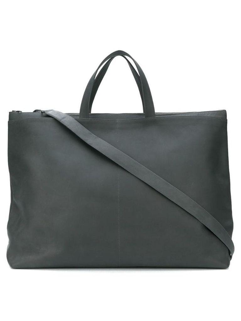 Isaac Reina Pilot Weekend bag - Grey