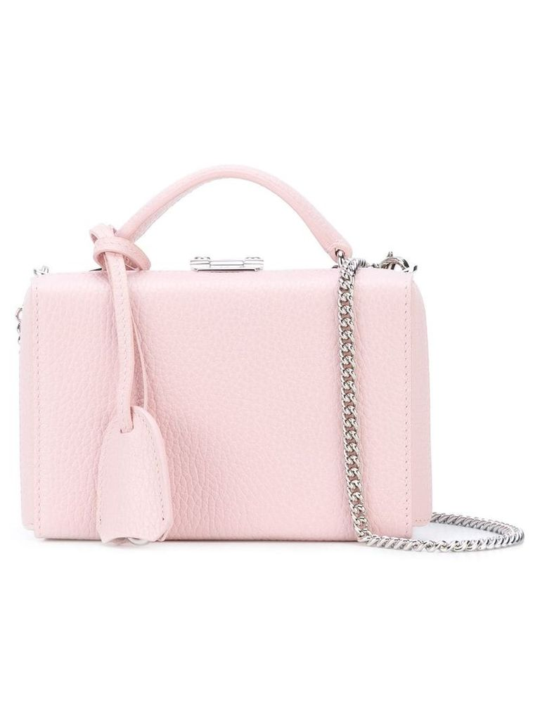 Mark Cross Grace box - Pink