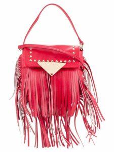 Sara Battaglia Amber cross-body bag - Red