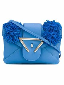 Sara Battaglia Roxy crossbody bag - Blue