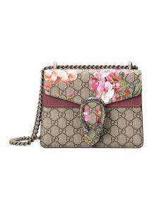 Gucci Dionysus GG Blooms mini bag - Neutrals