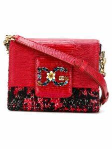 Dolce & Gabbana DG Millennials crossbody bag - Red