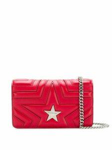 Stella McCartney Stella Star mini bag - Red