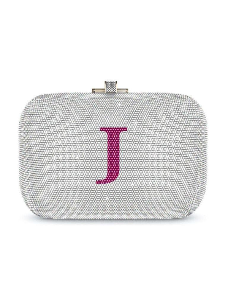 Judith Leiber Couture Slide Lock bag - Metallic