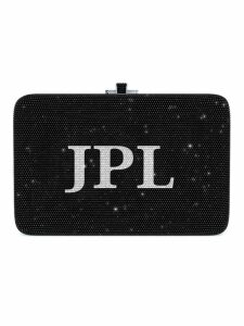 Judith Leiber Couture Slim Slide Customizable Monogram bag - Metallic