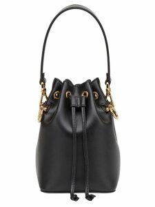Fendi Mon Tresor mini bucket bag - Black