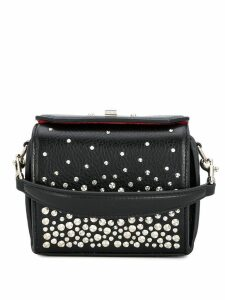 Alexander McQueen studded mini Box bag - Black