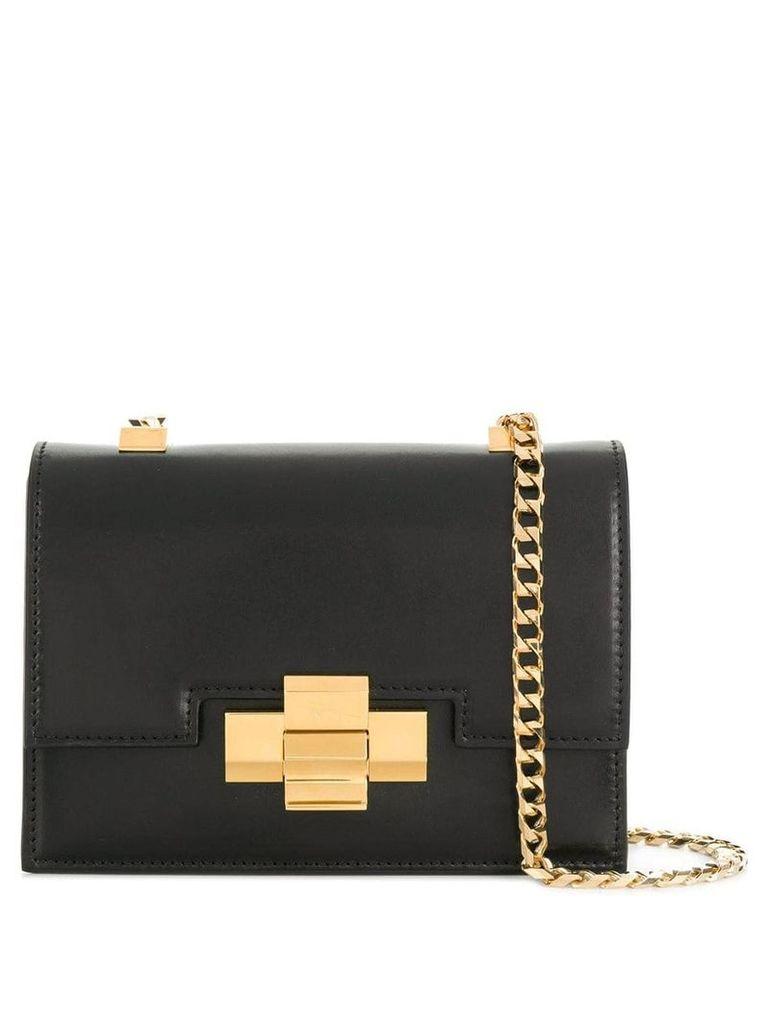 Nº21 mini Alice bag - Black