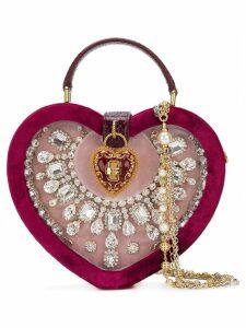 Dolce & Gabbana My Heart shoulder bag - Pink