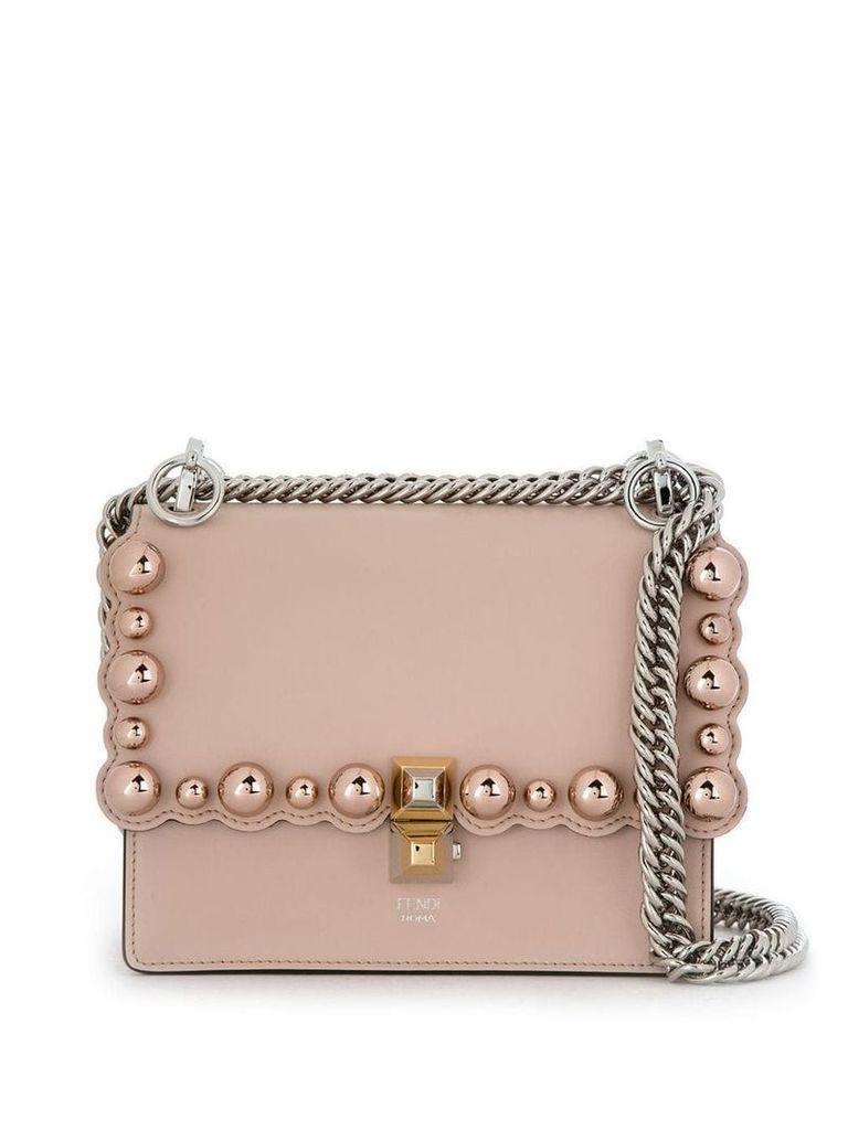 Fendi small Kan I shoulder bag - Pink