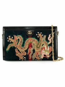 Gucci Ophidia embroidered shoulder bag - Multicolour