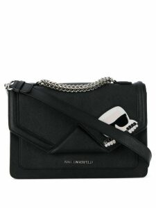 Karl Lagerfeld K/Ikonik Klassik shoulder bag - Black
