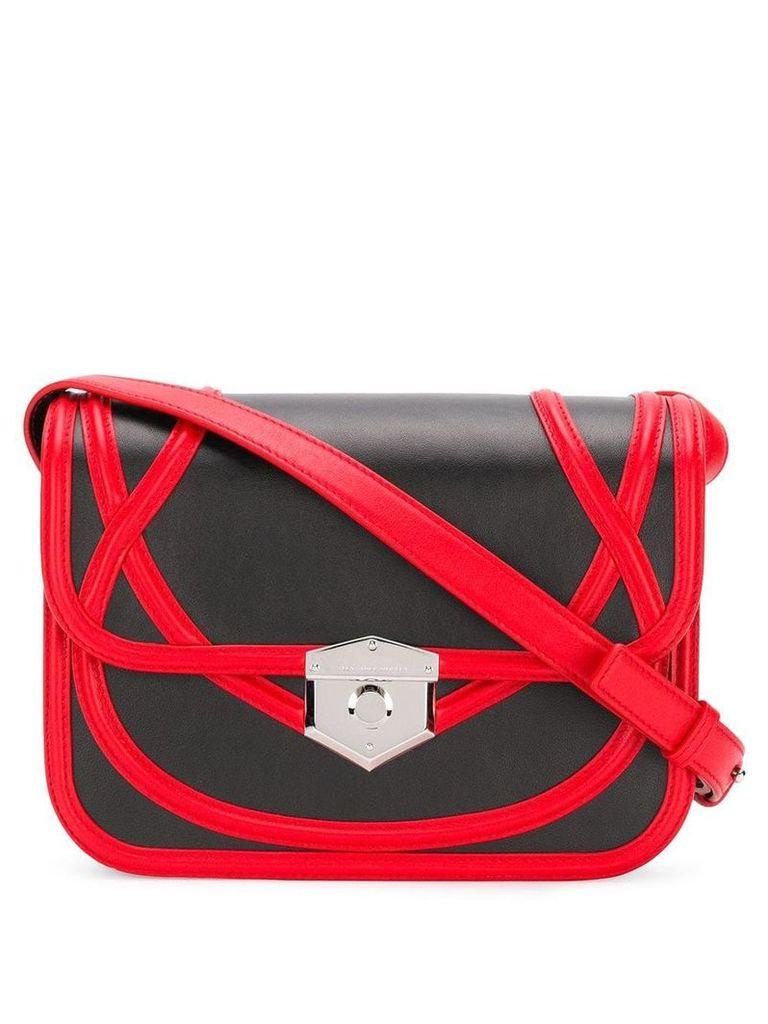 Alexander McQueen Wicca shoulder bag - Black