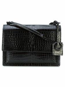 Saint Laurent Sunset shoulder bag - Black
