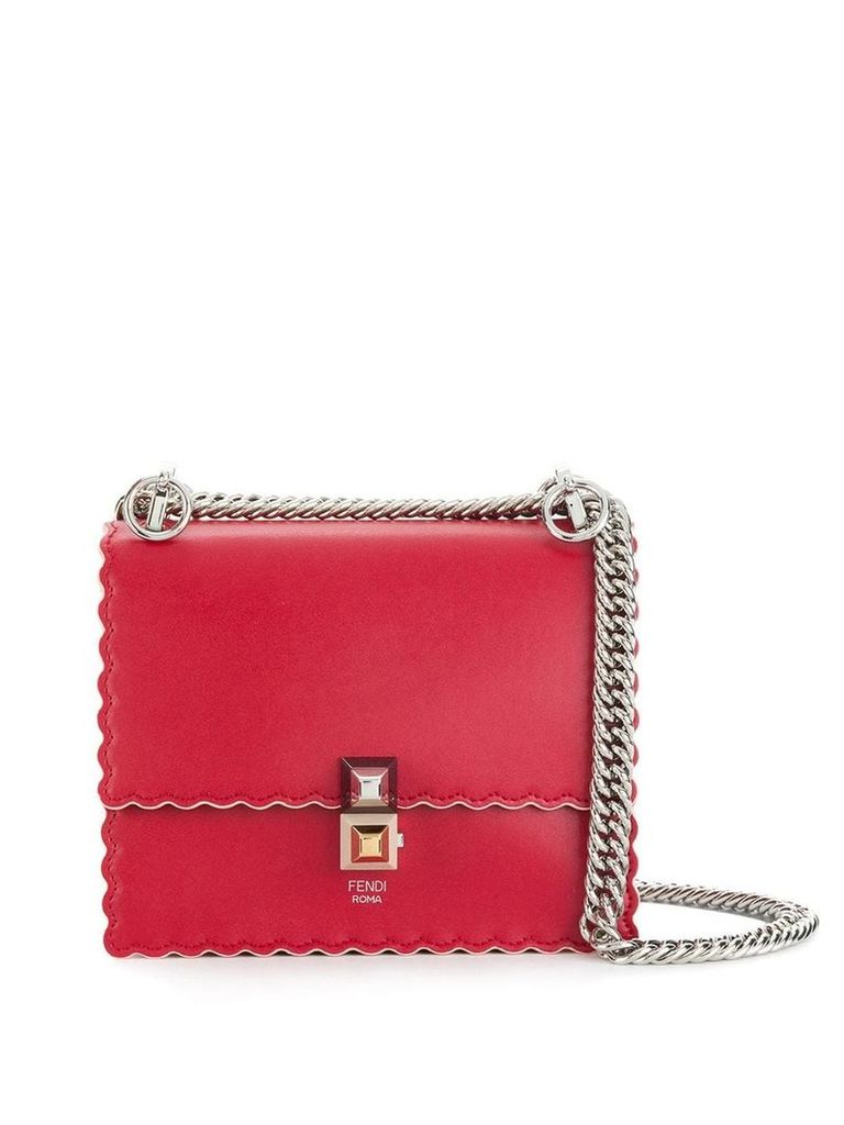 Fendi Kan I small bag - Red