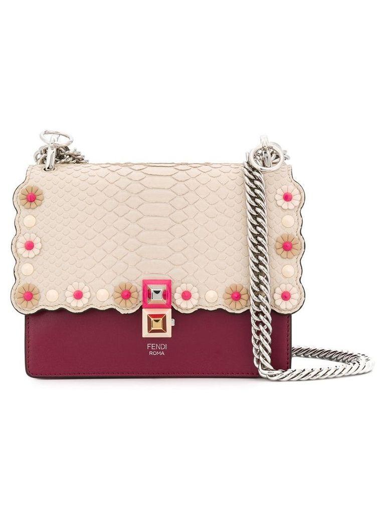 Fendi Kan I Small bag - Red
