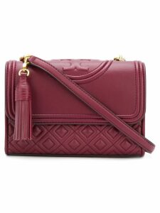 Tory Burch Fleming small convertible shoulder bag - Red