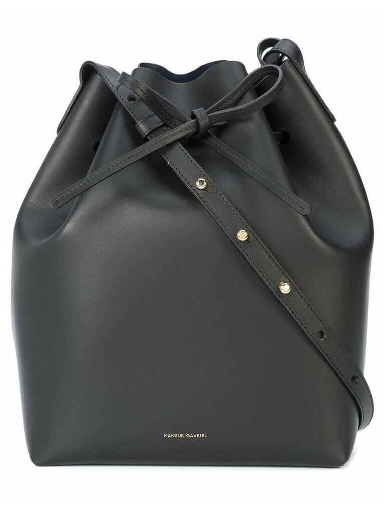 Mansur Gavriel Bucket Bag - Black