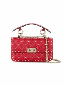 Valentino Valentino Garavani Rockstud Spike shoulder bag - Red