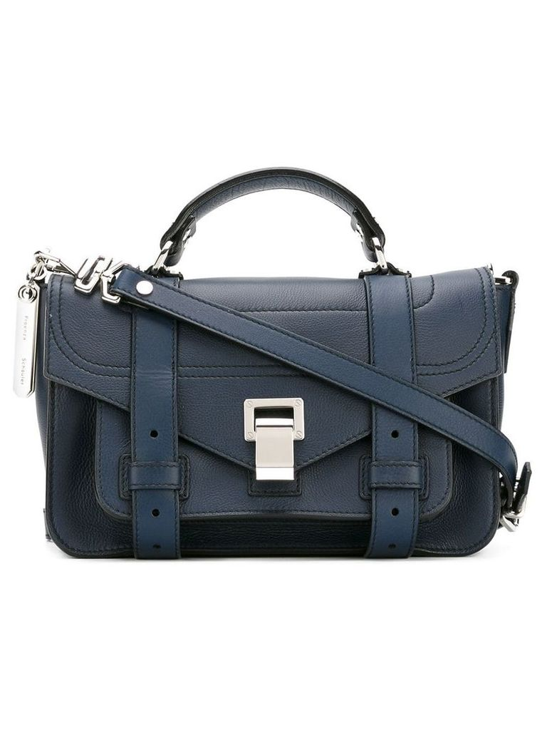 Proenza Schouler PS1+ Tiny - Blue