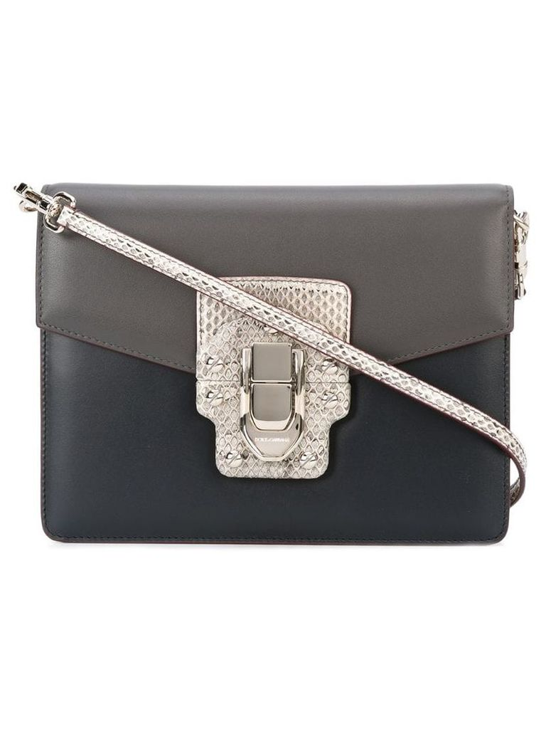 Dolce & Gabbana Lucia shoulder bag - Black