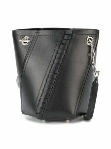 Proenza Schouler Mini Hex Bucket Bag - Black