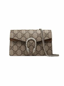 Gucci beige Dionysus GG Supreme super mini bag - Neutrals