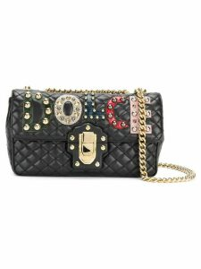 Dolce & Gabbana Lucia quilted shoulder bag - Black