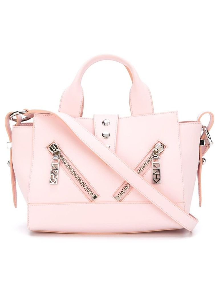 Kenzo Kalifornia shoulder bag - Pink