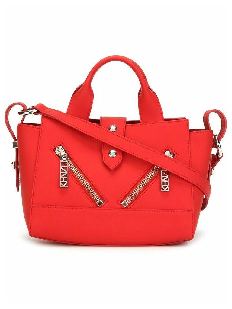Kenzo Kalifornia shoulder bag - Red