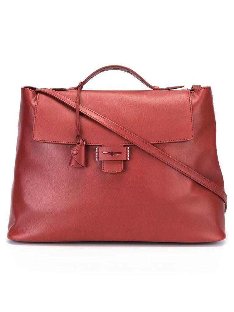 Myriam Schaefer large shoulder bag - Red