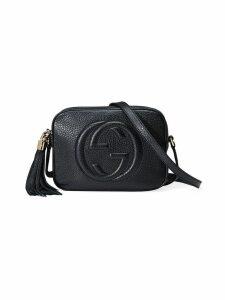 Gucci Soho small leather disco bag - Black
