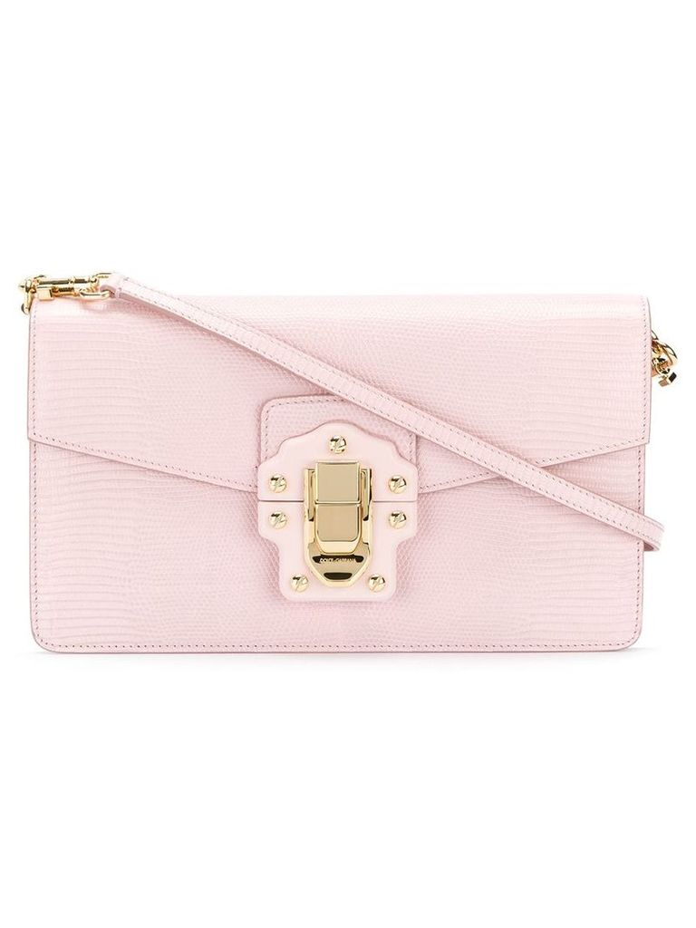 Dolce & Gabbana Lucia shoulder bag - Pink