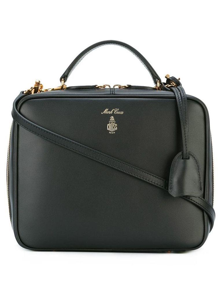 Mark Cross Laura shoulder bag - Black