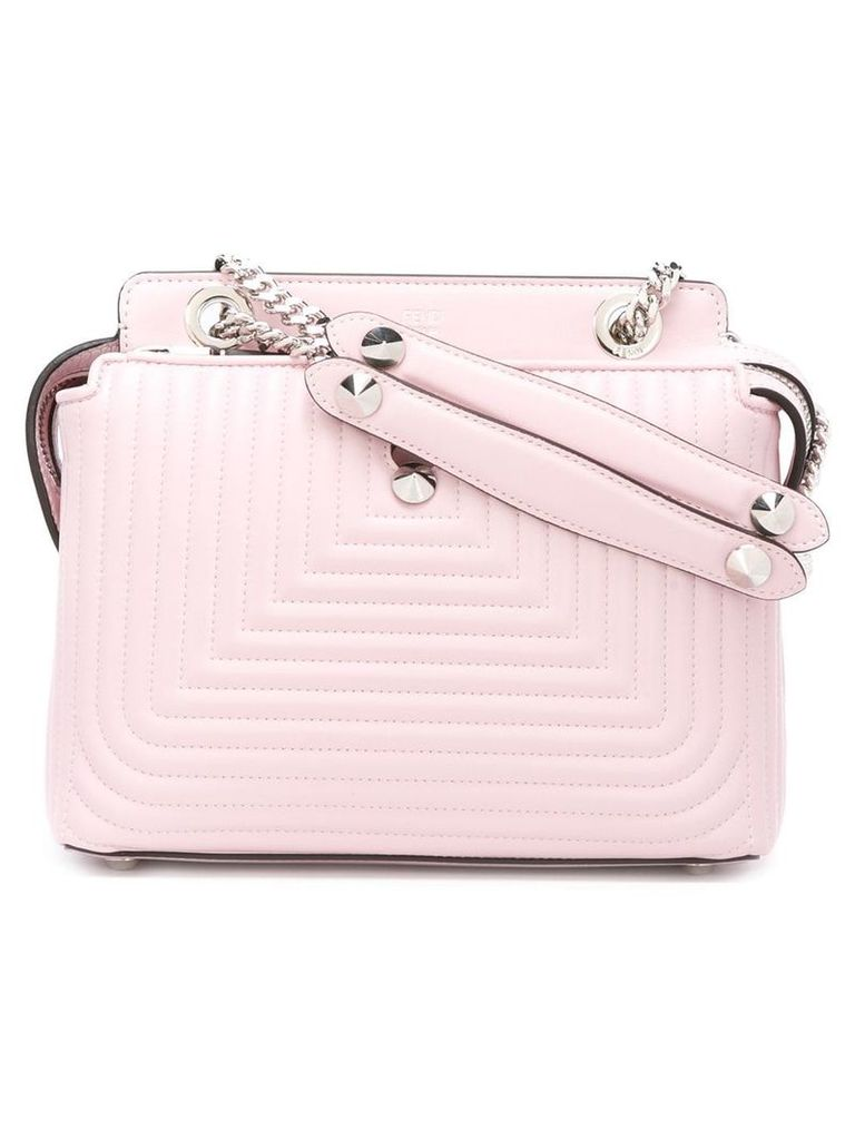 Fendi Dotcom Click shoulder bag - Pink