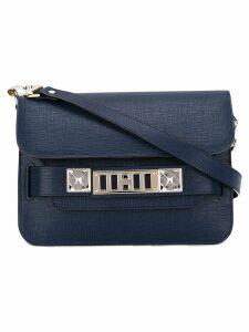 Proenza Schouler PS11 Mini Classic bag - Blue