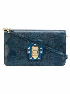 Dolce & Gabbana Lucia shoulder bag - Blue