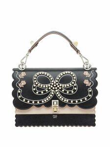 Fendi Kan I shoulder bag - Black
