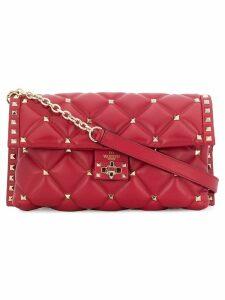 Valentino Valentino Garavani Candystud shoulder bag - Red