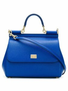 Dolce & Gabbana small Sicily bag - Blue