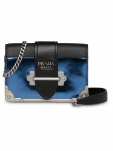 Prada Cahier shoulder bag - Blue