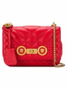 Versace quilted Medusa shoulder bag - Red