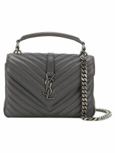 Saint Laurent Collège shoulder bag - Grey