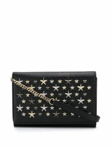 Jimmy Choo Elise shoulder bag - Black