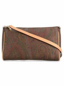 Etro paisley print shoulder bag - Multicolour